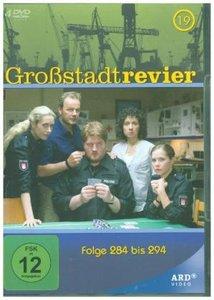 Grossstadtrevier-Box 19 (Folge 284-294)