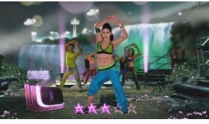 Zumba Fitness 3 Core mit Gürtel
