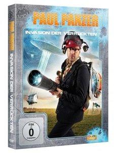 Paul Panzer: Invasion der Verrückten DVD