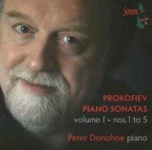 Sämtliche Klaviersonaten vol.1: Sonaten 1-5
