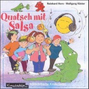 Quatsch mit Salsa. CD