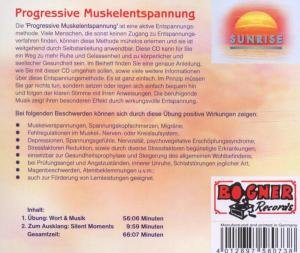 Progressive Muskelentspannung/Jacobson