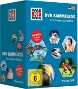 WAS IST WAS-DVD Sammelbox 1.Staffel