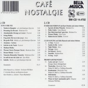 Cafe Nostalgie