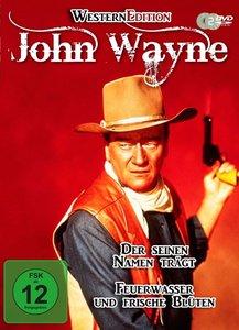 John Wayne-Western Edition