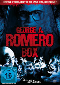 George A.Romero Box (DVD)