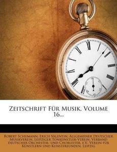 Neue Zeitschrift für Musik, dreißigster Band