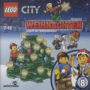 LEGO City 08 Weihnachten