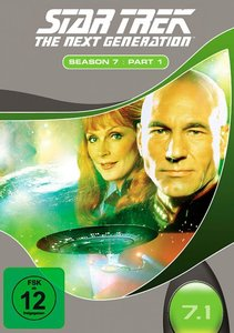 STAR TREK: The Next Generation - Season 7.1