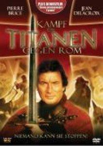 Kampf der Titanen gegen Rom (DVD)