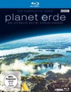 Planet Erde - Die komplette Serie (Softbox)