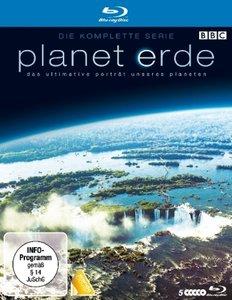 Planet Erde - Die komplette Serie (Softbox)