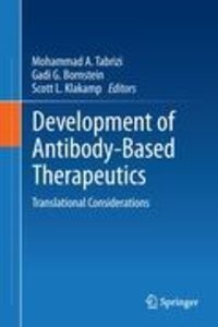 Development of Antibody-Based Therapeutics