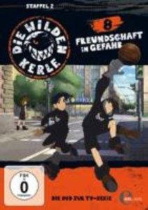 (8)DVD z.TV-Serie-Freundschaft In Gefahr