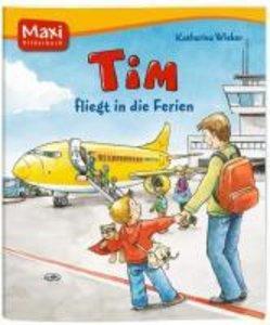 Tim fliegt in die Ferien