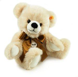 Steiff 13478 - Bobby Schlenker-Teddybär, 40cm, creme