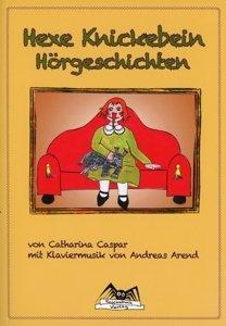 Hexe Knickebein Hörgeschichten (Buch 2)