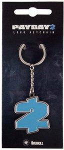 Payday 2 - Schlüsselanhänger - 2$ Logo