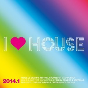 I Love House 2014.1