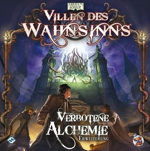 Heidelberger Spieleverlag HE437 - Villen des Wahnsinns: Verboten