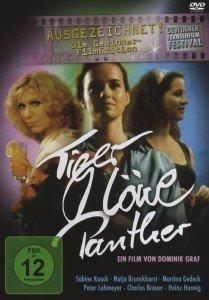 Tiger Löwe Panther
