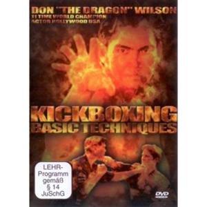 Kickboxing Basic Techniques