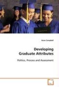 Developing Graduate Attributes