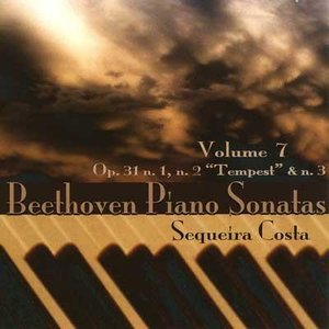 Costa, S: Beethoven Piano Sonatas Vol.7