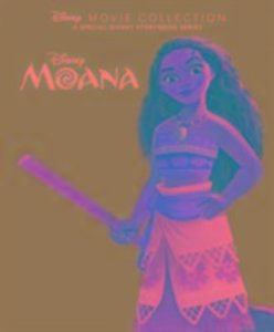 Disney Movie Collection Moana