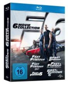 Fast & Furious 1-6 Box