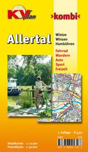 Allertal / Winsen Wietze Hambühren 1 : 12 500