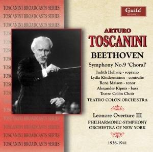 Toscanini Dirigiert Beethoven 9