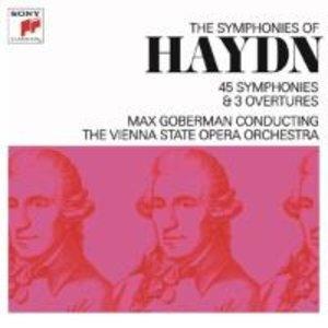 Max Goberman - The Symphonies of Haydn