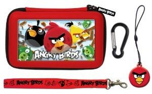 Tasche für Nintendo DS Lite i 3DS Angry Birds