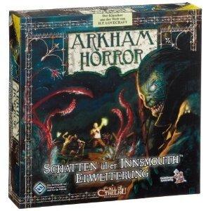 Heidelberger Spieleverlag HE304 - Arkham Horror: Schatten über I