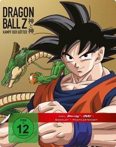 Dragonball Z: Kampf der Götter BD+DVD (Steelbook