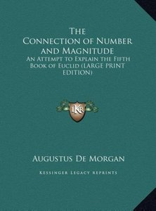 The Connection of Number and Magnitude