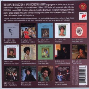 Leontyne Price-Complete Album Coll.Arias & Duets