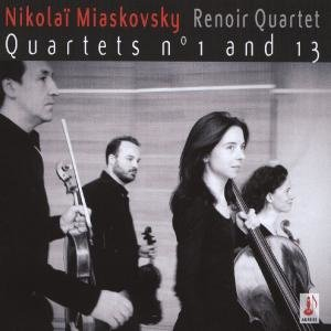 String Quartets 1 & 13