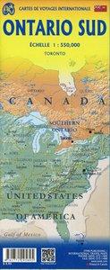 Southern Ontario 1:550.000