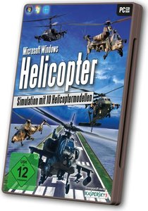 Helicopter Simulation mit 10 Helicoptermodellen
