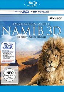 Faszination Wüste - Namib 3D: Die älteste Wüste der Welt