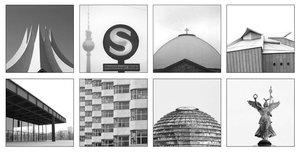 Klappkartenset - Berlin