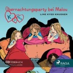 K für Klara 04 - Übernachtungsparty bei Malou