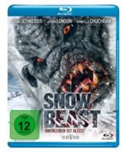 Snow Beast (Blu-ray)