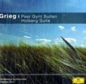 Peer Gynt Suiten 1,2/Holberg Suite/+(CC)