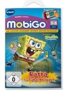 VTech 80-251504 - MobiGo Lernspiel: SpongeBob Schwammkopf