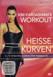 Kim Kardashian's Workout - Heisse Kurven