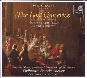 The Last Concertos KV 595/KV 622