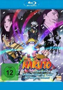 Naruto - The Movie. Geheimmission im Land des ewigen Schnees
